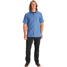 Marmot Eldridge Chemise manches courtes Homme, varsity blue